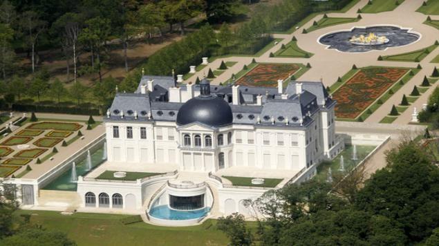 Immobilier la plus ch re propri t priv e vendue au - Maison du monde ile de france ...