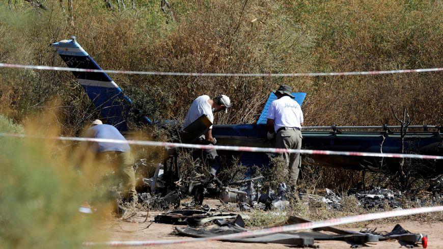 Un accident entre deux hélicoptères a fait dix morts ce lundi en Argentine.