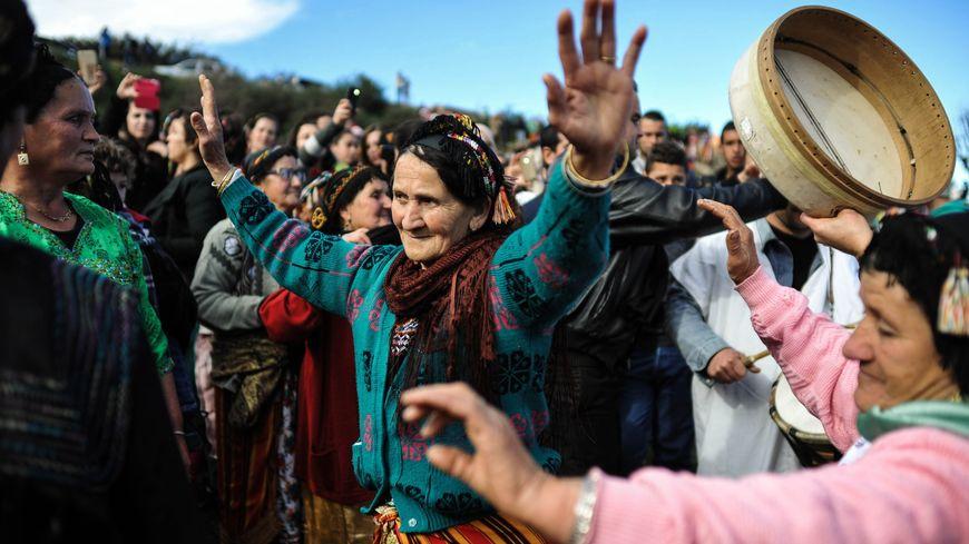 En Kabylie, les berbères ont fêté le nouvel an 2966, le 8 janvier dernier