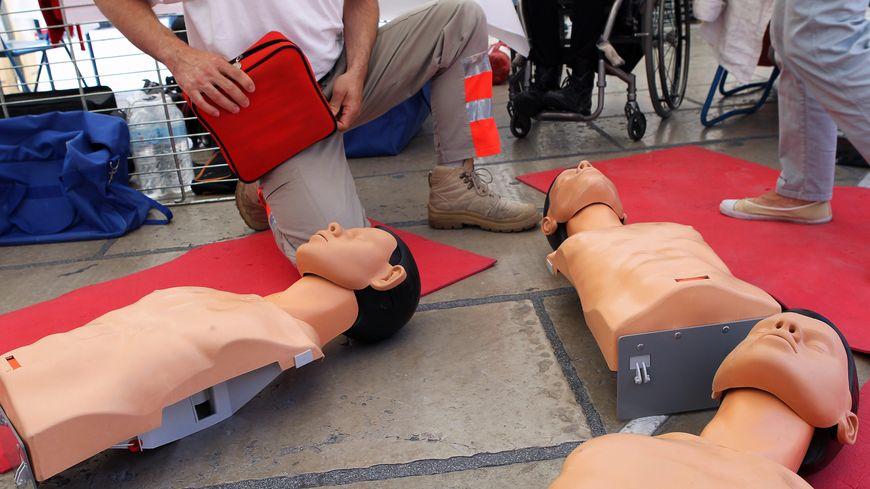 Initiation aux premiers secours (image d'illustration)