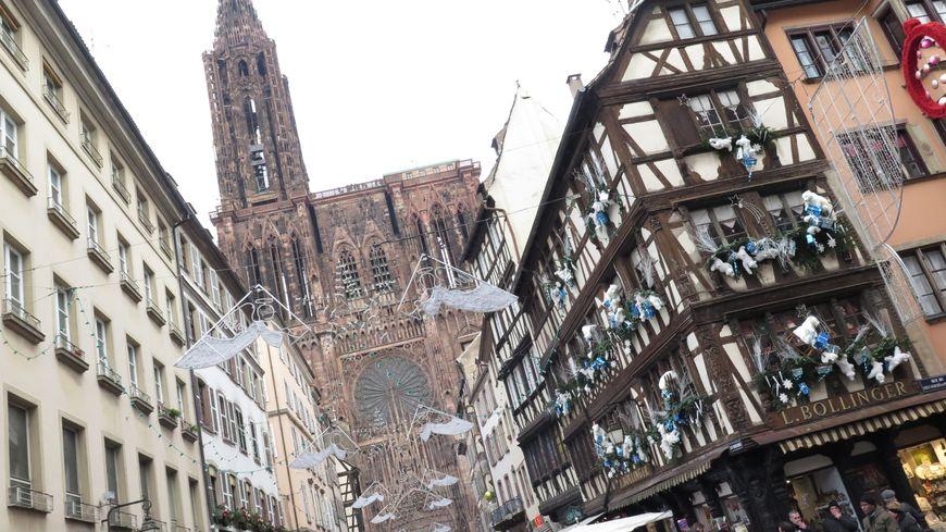 Strasbourg a déjà été la cible d'attentats déjoués