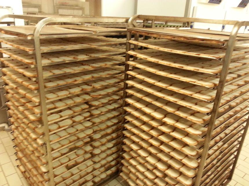 Les tranches de pain de mie sont prêtent à partir au fou - Radio France