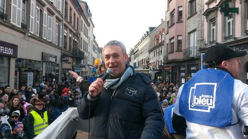 France Bleu Lorraine au Carnaval de Sarreguemines - Radio France