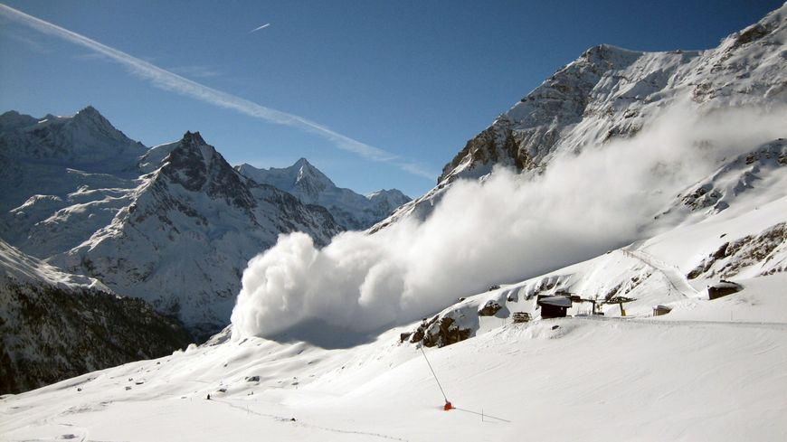Avalanche (image d'illustration)