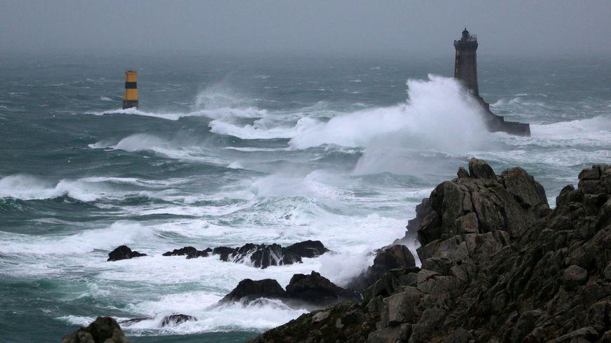 Nouvelle tempête en Bretagne