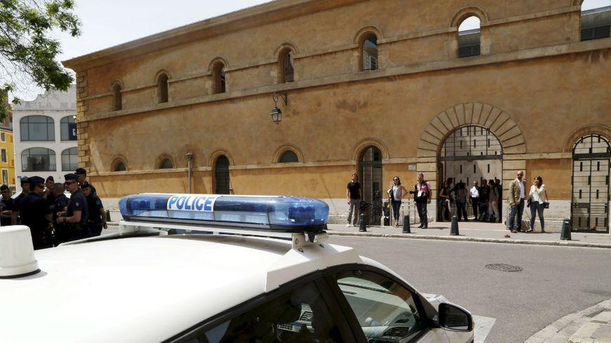 Palais Monclar à Aix-en-Provence, où siège la cour d'assises