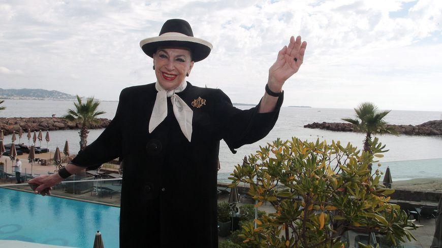 Geneviève de Fontenay dit au revoir aux Miss