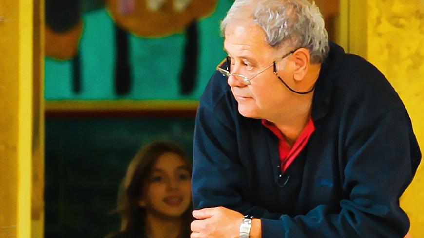 Jean-Michel Burel, l'instit' de Mon maître d'école