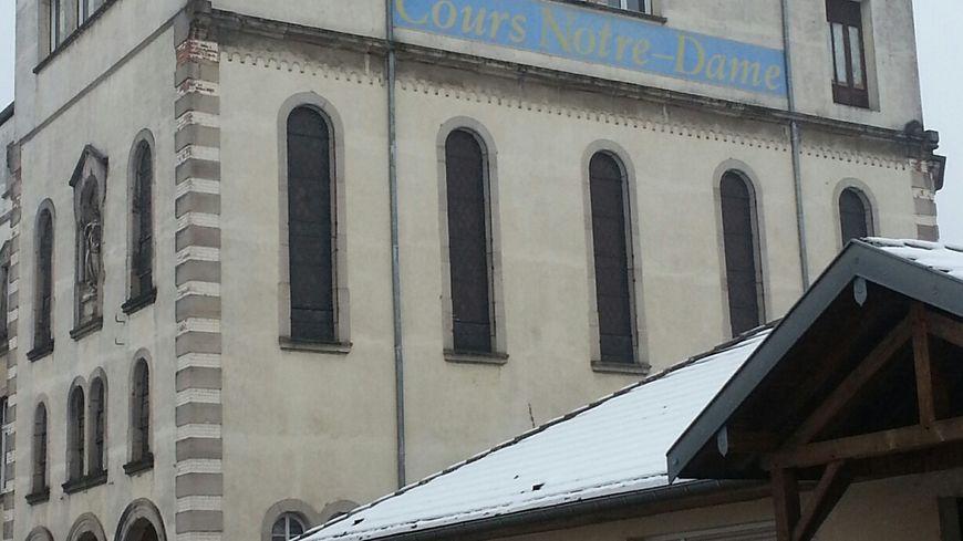 Le cours Notre Dame compte près de 900 élèves de la maternelle au lycée