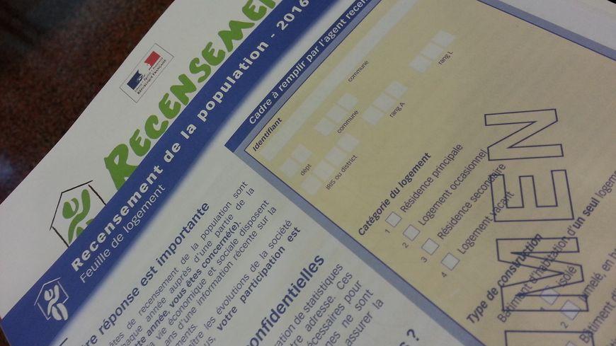 Entre 26 et 29% des Normands ont opté l'an passé pour le recensement en ligne