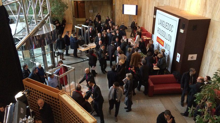 L'arrivée des nouveaux élus LRMP à Toulouse