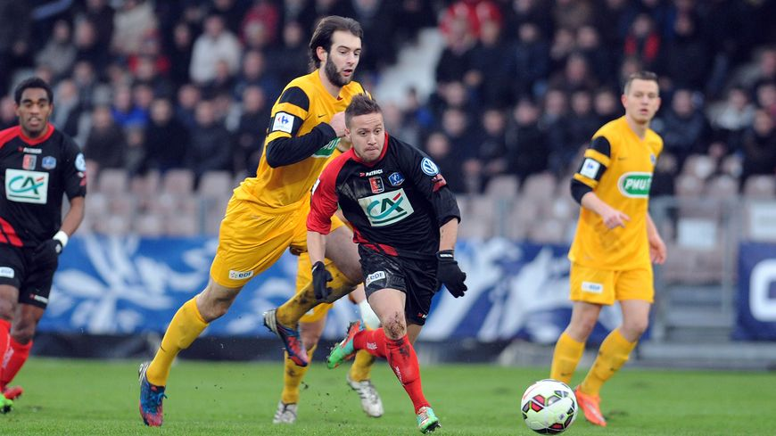 L'an dernier, Sarre-Union avait perdu en 32e de finale de la Coupe de France