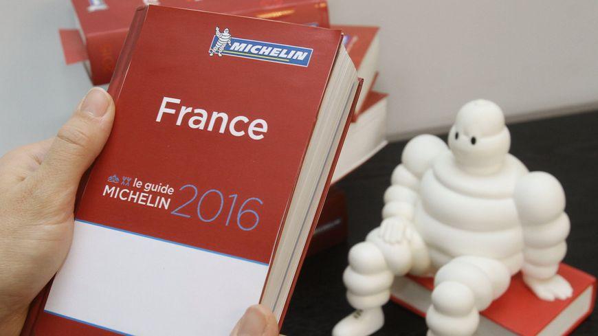 illustration Guide Michelin 2016