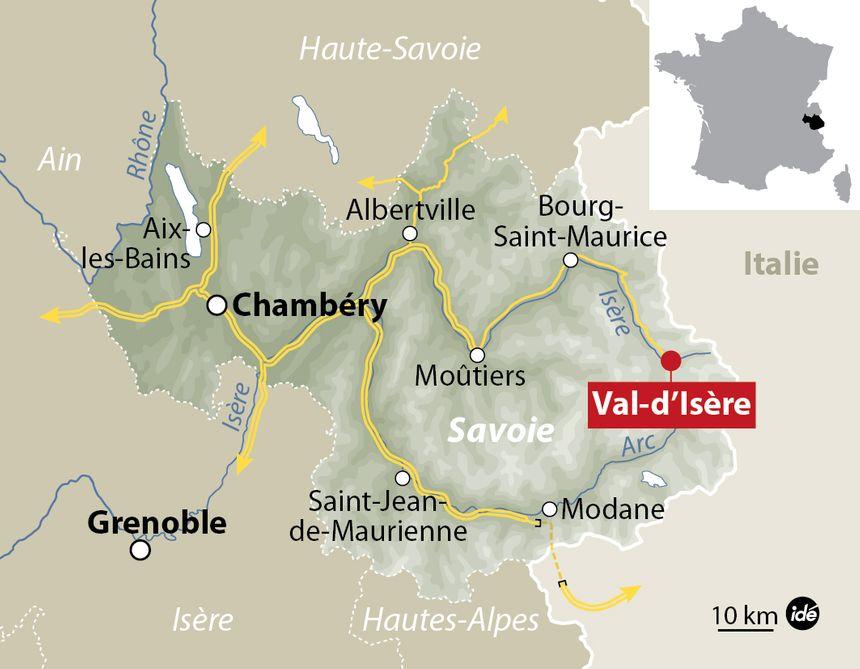 Val-d'Isère, en Savoie - Aucun(e)