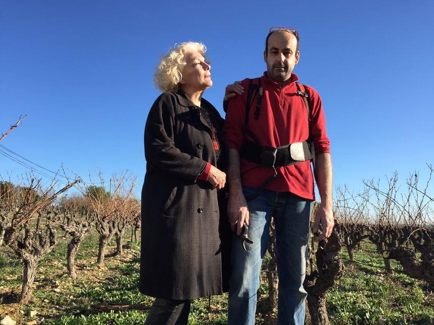 Fabienne et Alain Bruguière  - Radio France