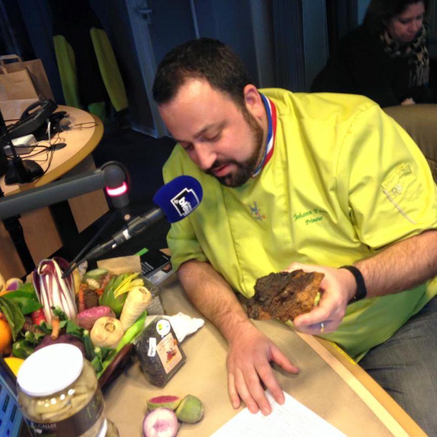 le champignon Chaga - Radio France