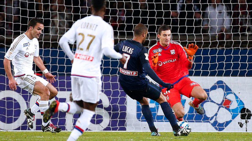 Victoire 2-1 du PSG face à l'OL (CDL 130116)