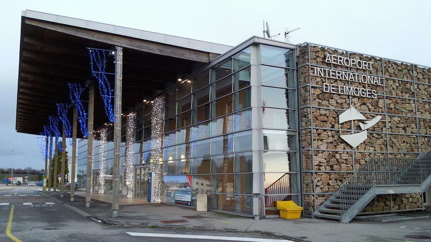 L'aéroport de Limoges
