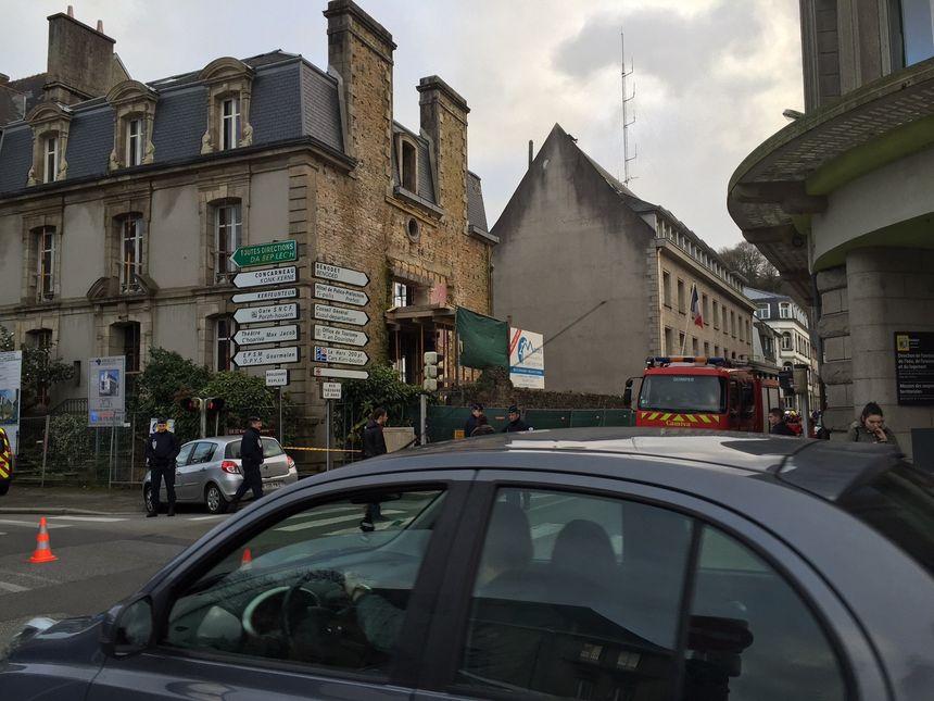 Accident sur maison en rénovation - Radio France