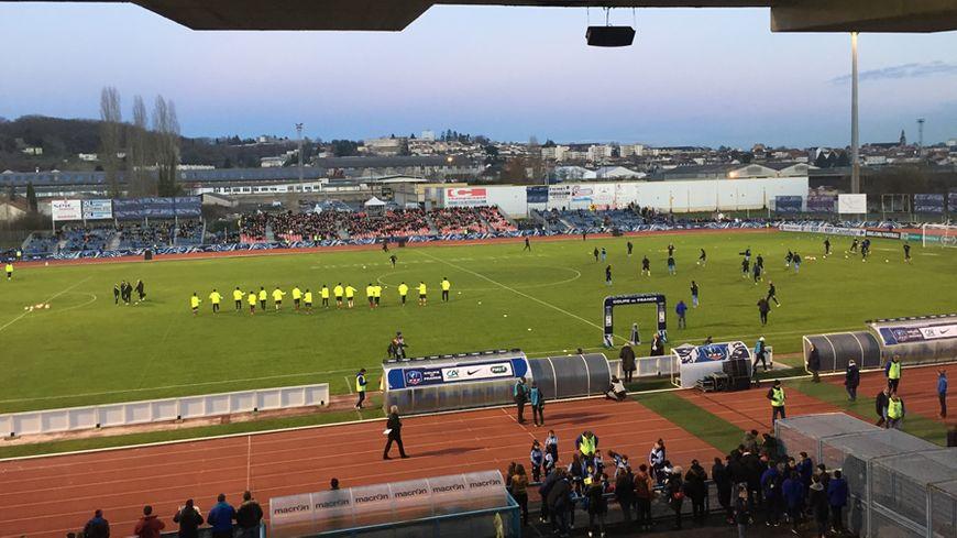 Coupe de France : le stade Francis-Rongiéras accueillera les 8e de finale