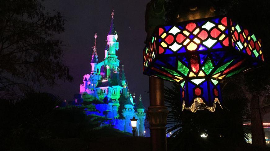 Le parc Disneyland Paris