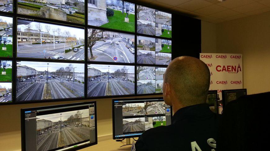 Le centre de supervision et de commandement de la ville de Caen est opérationnel