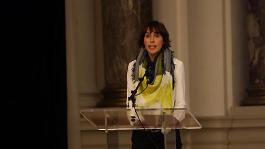 Frédérique Macarez, adjointe à la sécurité et au développement de Saint-Quentin