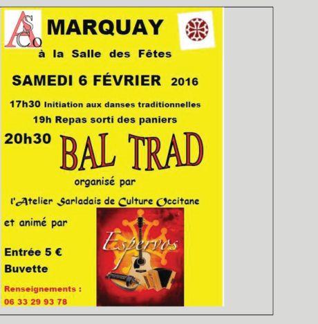 Bal Trad à Marquay - Aucun(e)