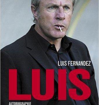 """""""Luis"""", le dernier livre de Luis Fernandez - Aucun(e)"""