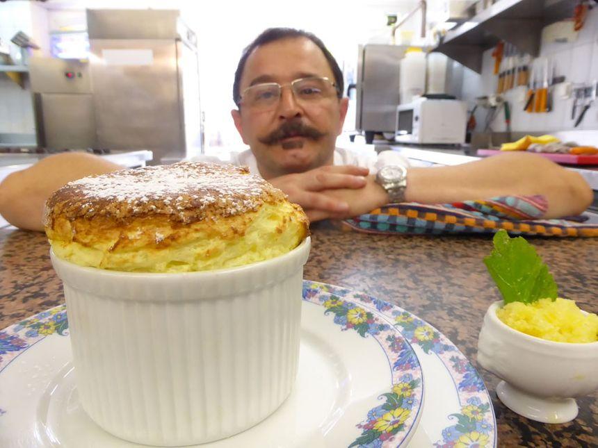 Le Chef Pascal Bouland - Aucun(e)
