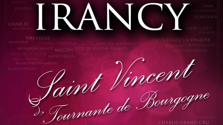 Saint-Vincent Tournante d'Irancy