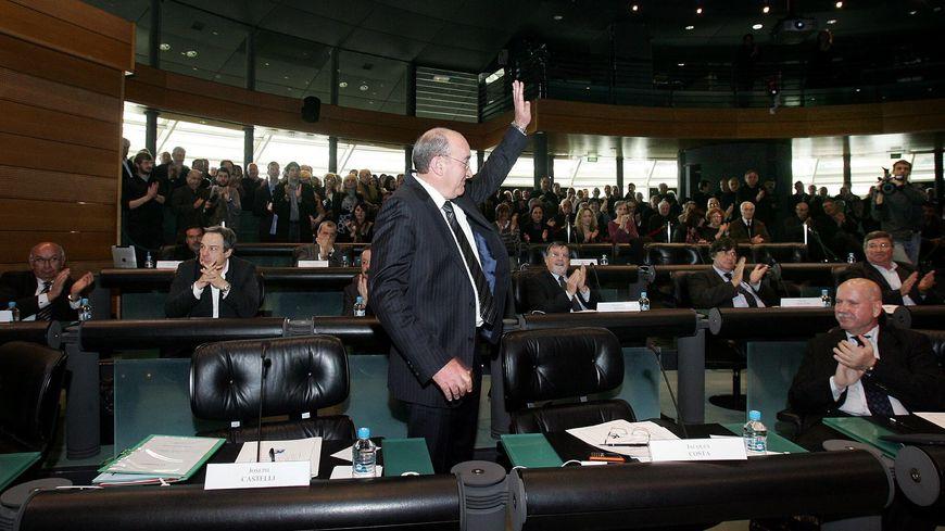 Joseph Castelli, le sénateur de Haute-Corse