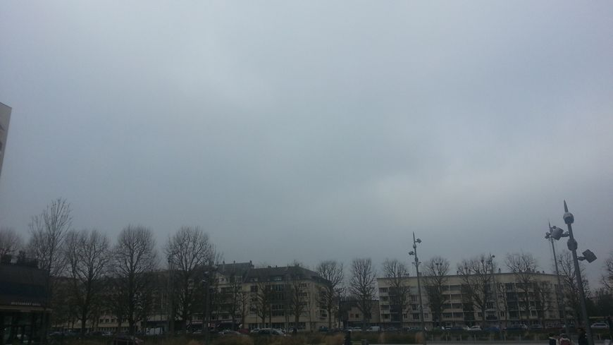 pollution de l'air dans le Calvados