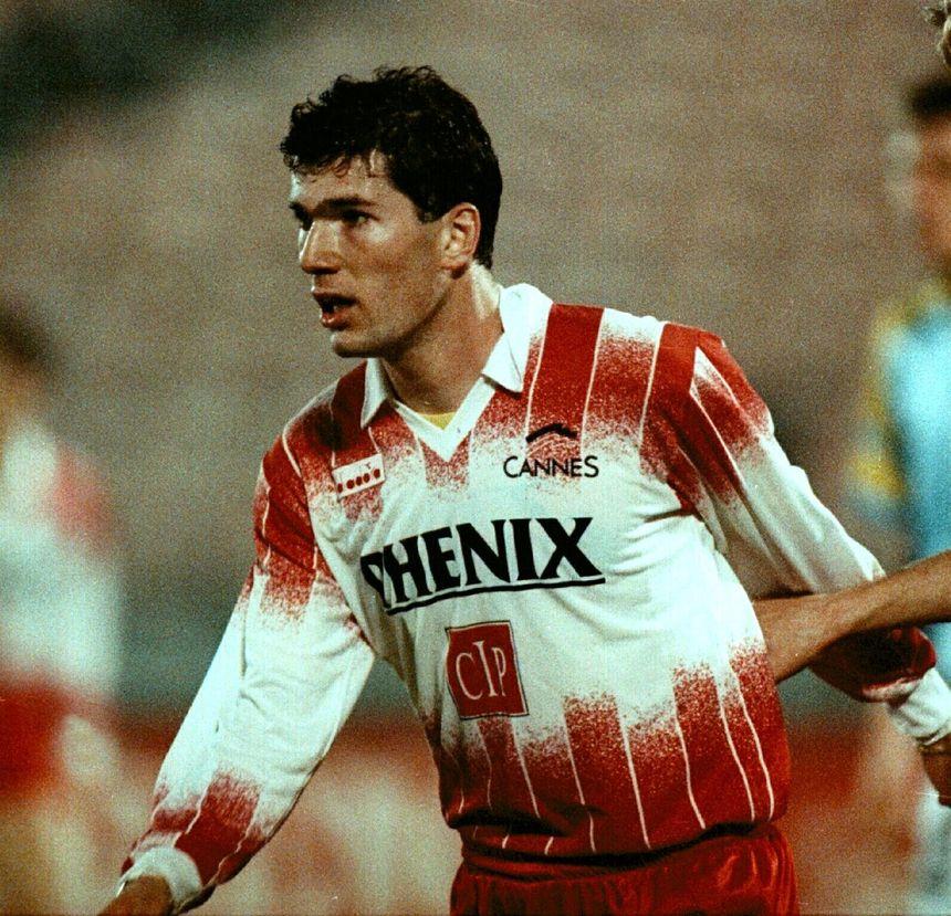 Zinedine Zidane - Maxppp