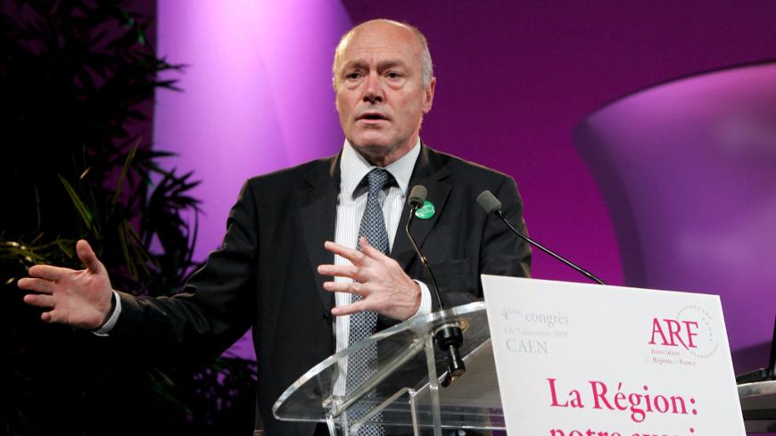 Alain Rousset à la tête de l'ARF depuis 2004