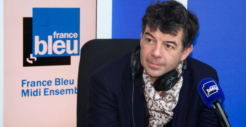 Stéphane Plaza dans France Bleu Midi Ensemble - Radio France