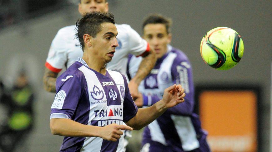 Wissam Ben Yedder, toulousain jusqu'en fin de saison