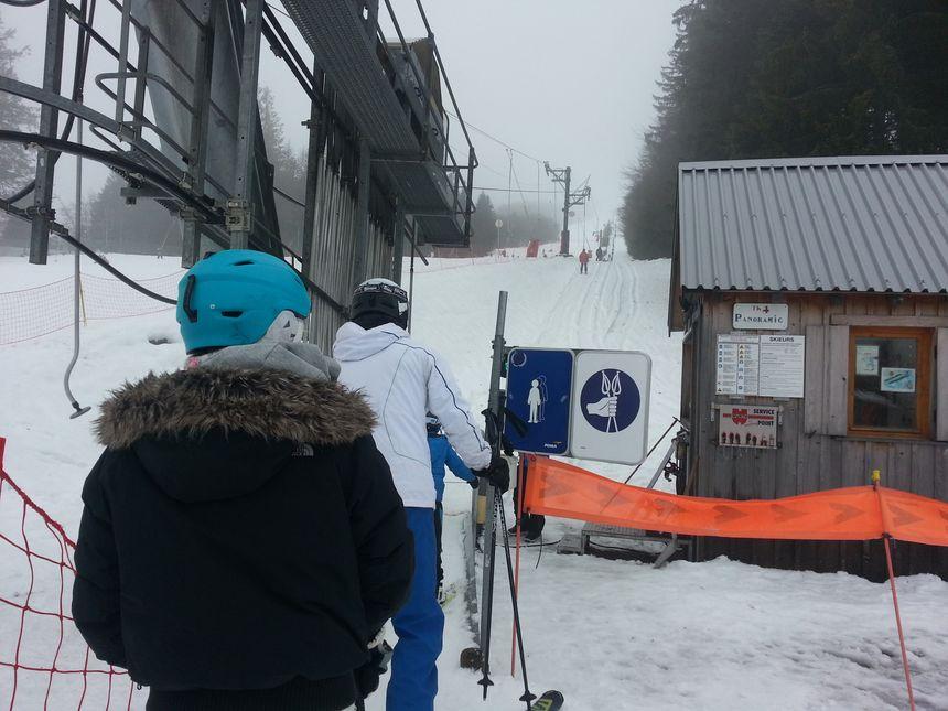 La neige était au rendez-vous - Radio France