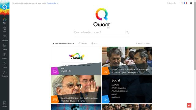 home - Qwant
