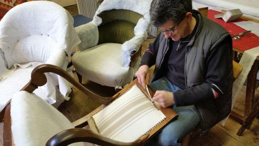 artisan tapissier - Aucun(e)