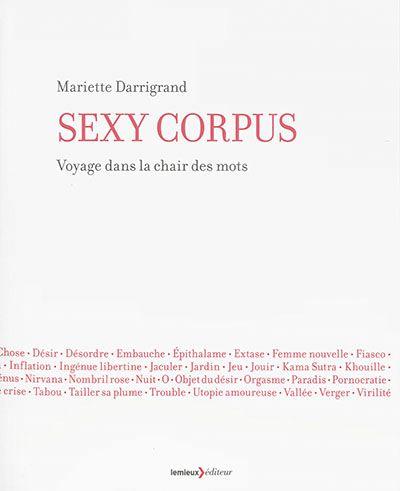 Sexy corpus Mariette Darrigrand