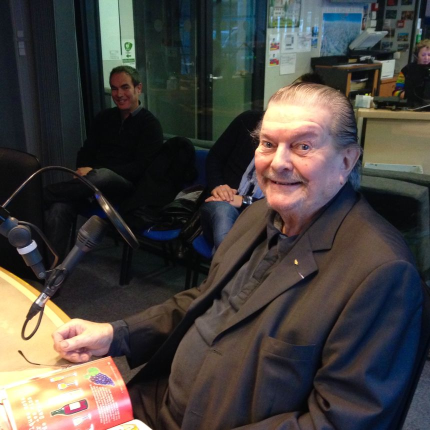 Raymond Chaix auteur du livre A table avec un cuisinier savoyard - Radio France