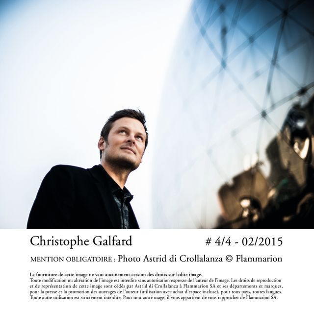 Christophe Galfard