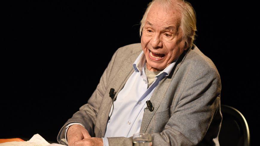 Michel Galabru au Skénét'eau : sa dernière scène