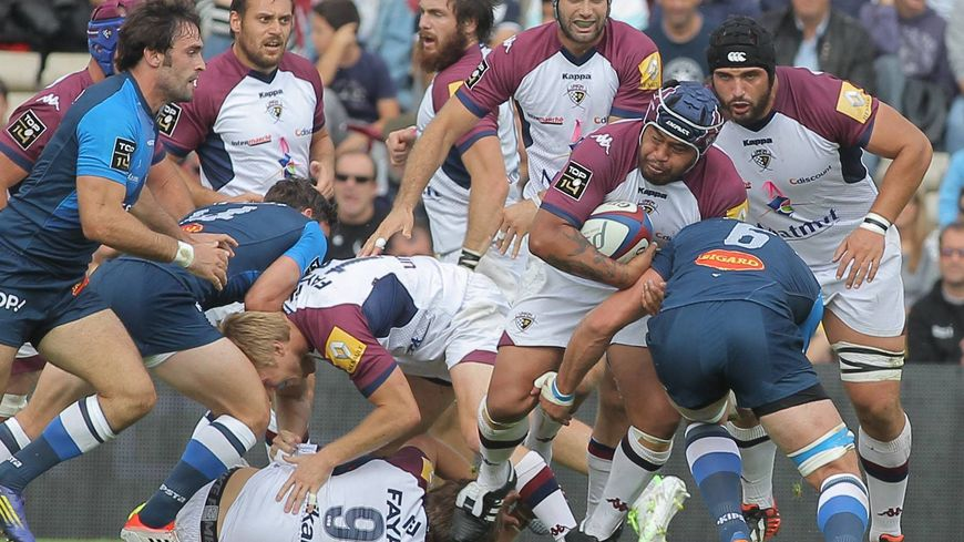 L'UBB s'incline logiquement à Castres