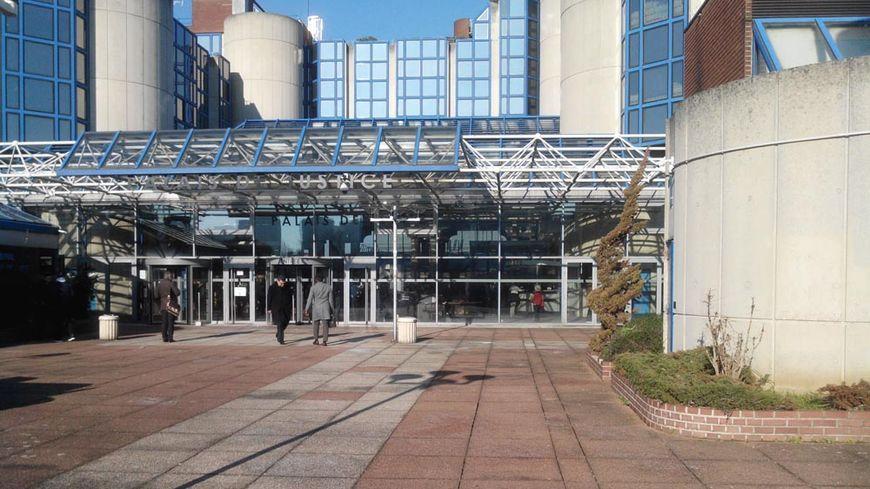 Palais de justice de Bobigny (Seine-Saint-Denis)