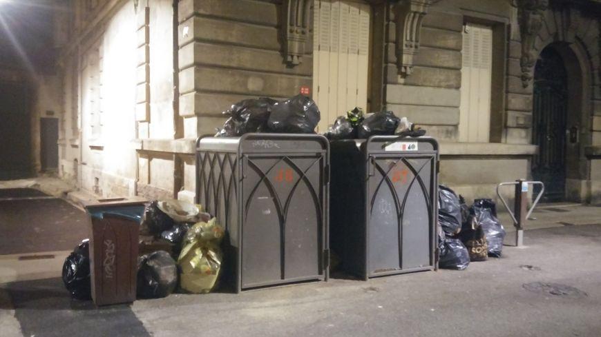 Les éboueurs du Grand Avignon sont mobilisés à 95%.