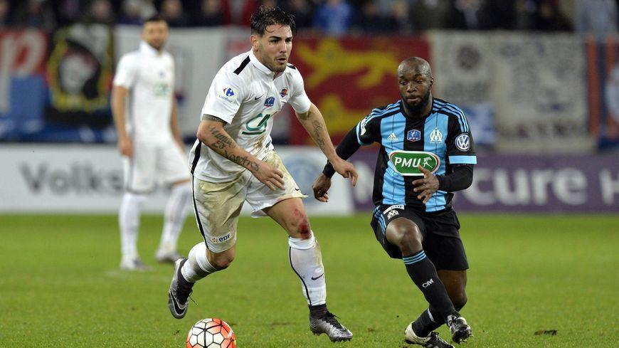 Lassana Diarra était déjà absent contre Montpellier en Championnat (2-2)