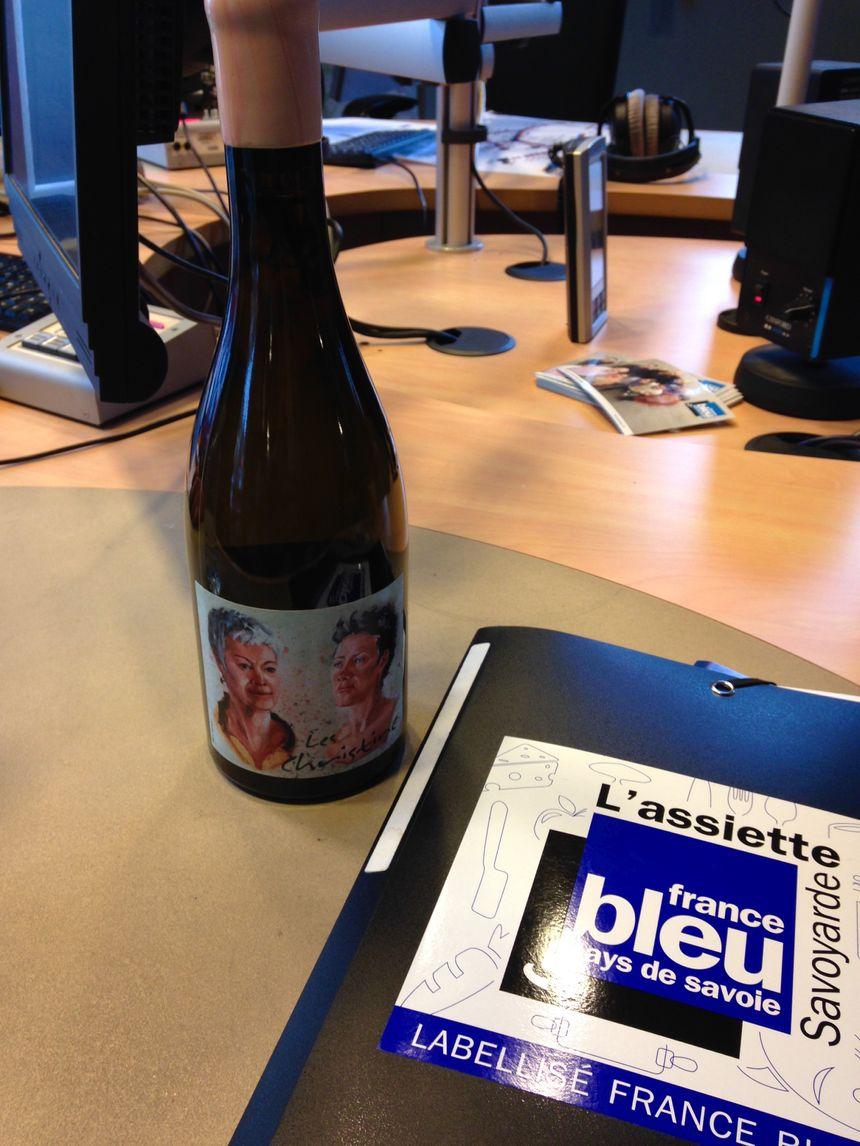 La Cuvée Les Christine de Gilles Berlioz (Alcool à consommer avec modération) - Radio France