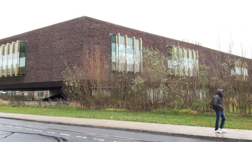 Une bibliothèque construite sous haute qualité environnementale